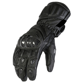 New Motorbike High Quality Riding Racing Full Finger Long Motorcycle/Motorcross/Riding Leather Gloves Hot Gloves By ZTC