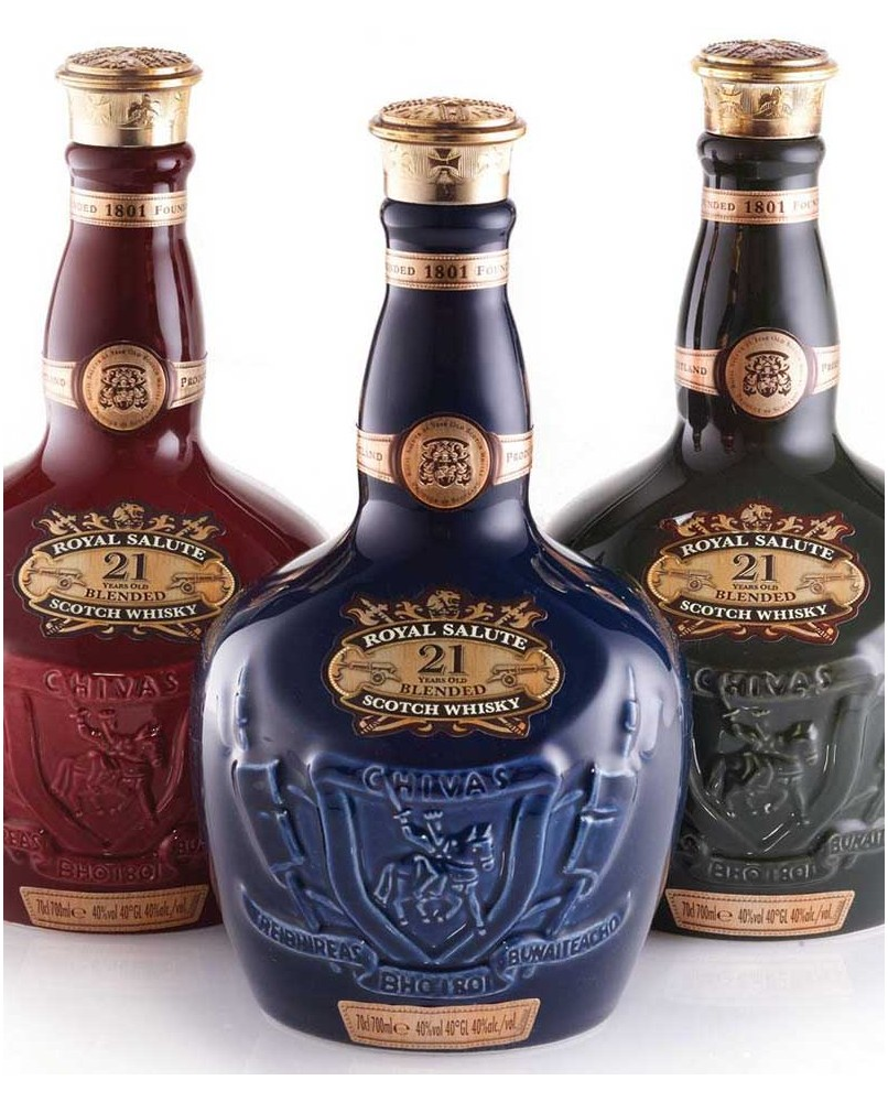 Wholesale Cheap price Chivas Royal Salute 21 Years Old