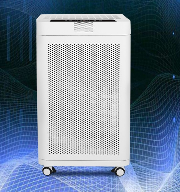 Commercial Grade Ozone Free Industrial Electronic Air Purifier For Big Space