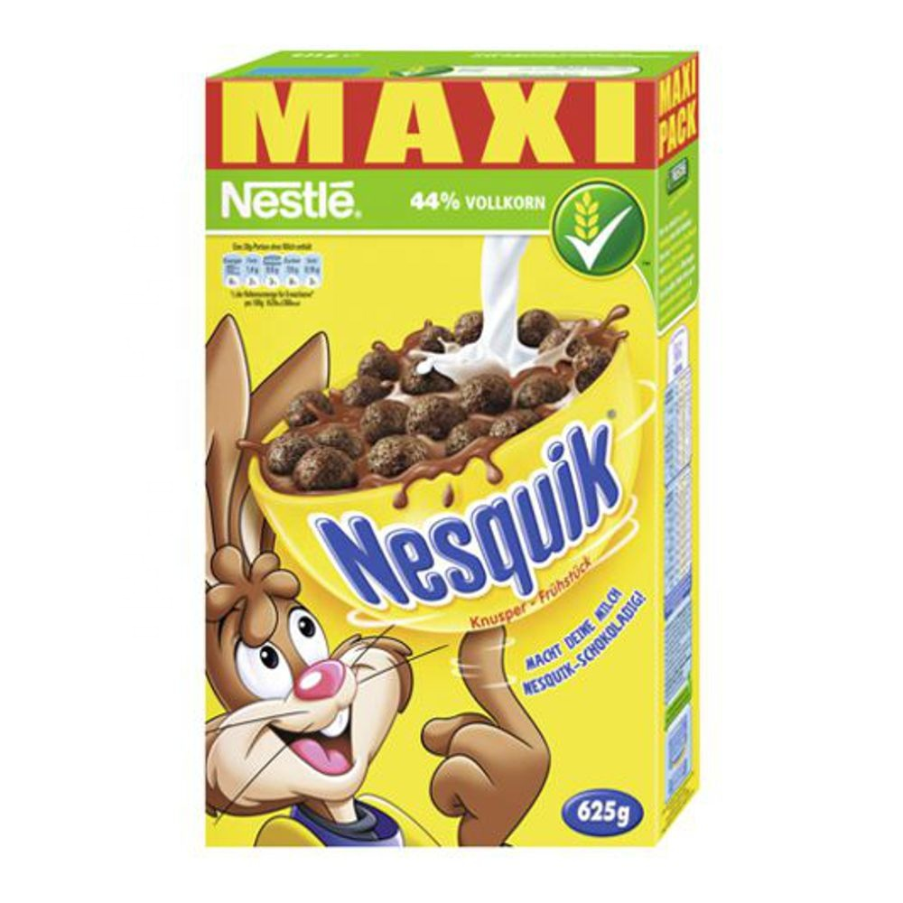Шоколад с хлопьями Nestle Nesquik, 450 г