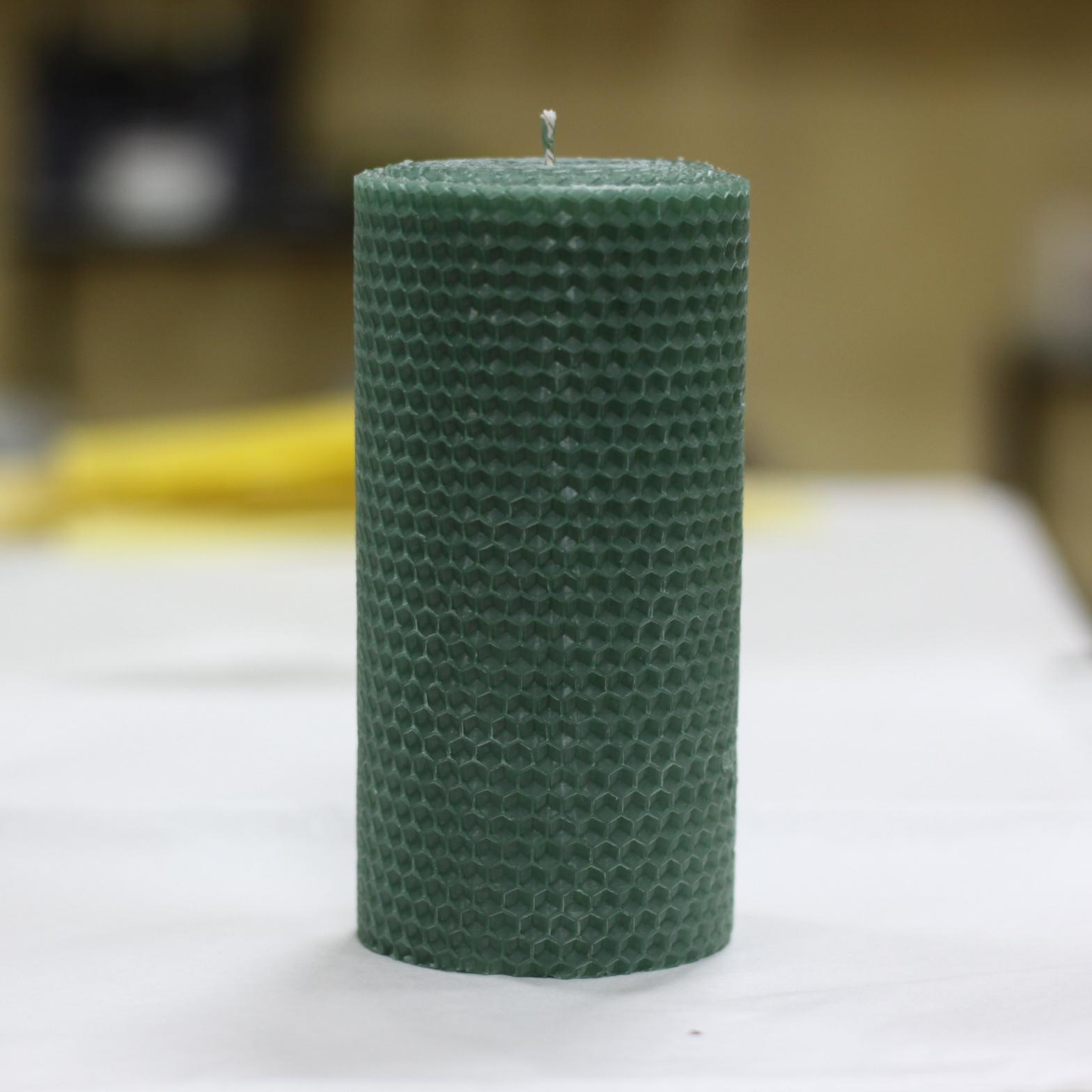 100% Wholesale Handmade Natural Bees Wax Beeswax Pilar