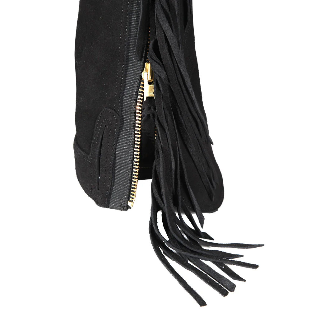 Design for performance and fashion Premium black PU Leather Horse Riding Full Chaps