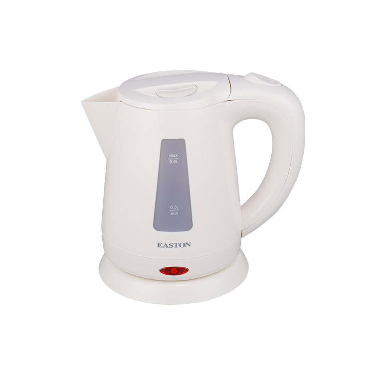 Low Price Hot Sell 1200W 0.8L Water heating Parts Stainless Steel Electric Kettles