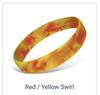 Red Yellow Swirl