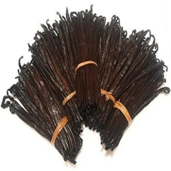 100% Natural Vanilla Beans in Bulk.