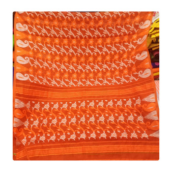 Indian Manufacturer Of Jamdani Saree At Cheap Price