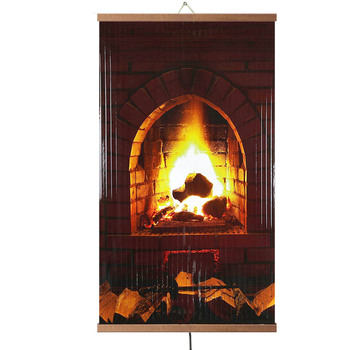 "Far Infrared Wall Mounted Electric Heater at Low Price ""Fireplace"""