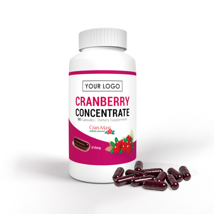 Cranberry Capsule Herbal supplement for Improving Urinary Tract