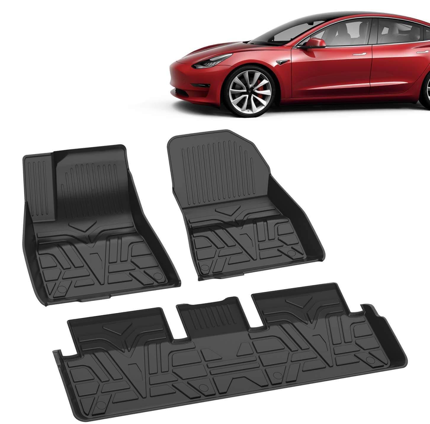 Customized Unique 5d Car Floor Mat