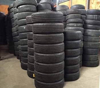 Quality Cheap Used Car Tyres in bulk for sale
