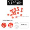Cristal Électrique Orange (001 L136S)