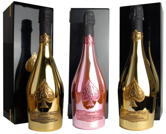 Top Quality Ace of Spades Champagne Brut, Armand De Brignac With Gift Box-Best Selling