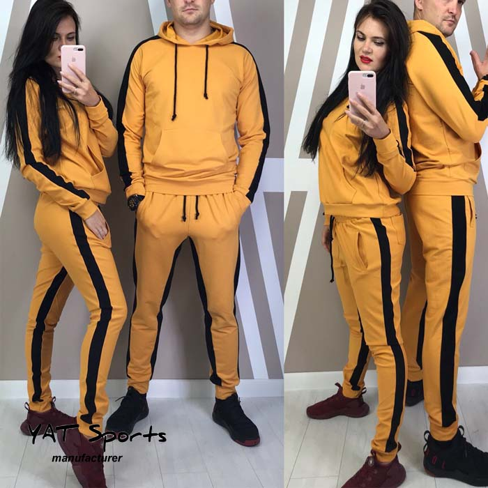 2 Pieces Unisex Men /& Women Tracksuits /& Hoodie For Casual wear /& Sports wear