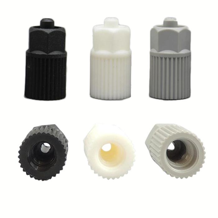 Промышленное Дозирующее сопло, поворотный Соединительный пластиковый адаптер, смешивающее сопло, блокирующие адаптеры Luer