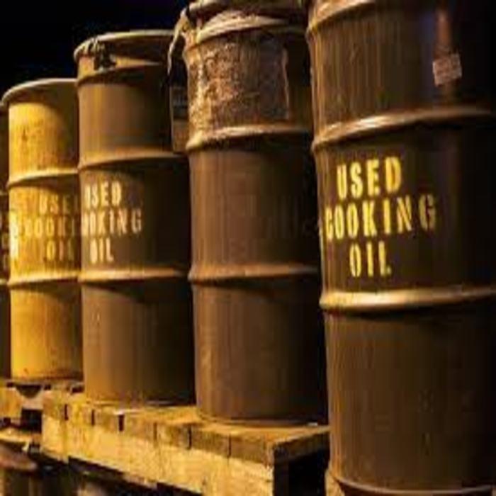 Отработанное растительное масло/WVO/UCO/используемое растительное масло