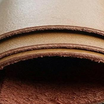 REED LEATHER HIDES COW SKINS Natural Finish Cow Leather Exceptional Quality