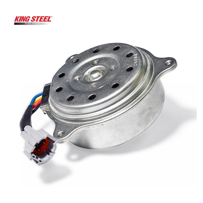 KingSteel AC Blower Radiator Fan Motor 21487-1HS0A For Nissan Sunny N17 2010-2015 Cooling Fan Motor