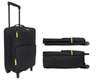 "Suoyate Save space, easy storage, Collapsible luggage foldable 20"" 24"" 28"""