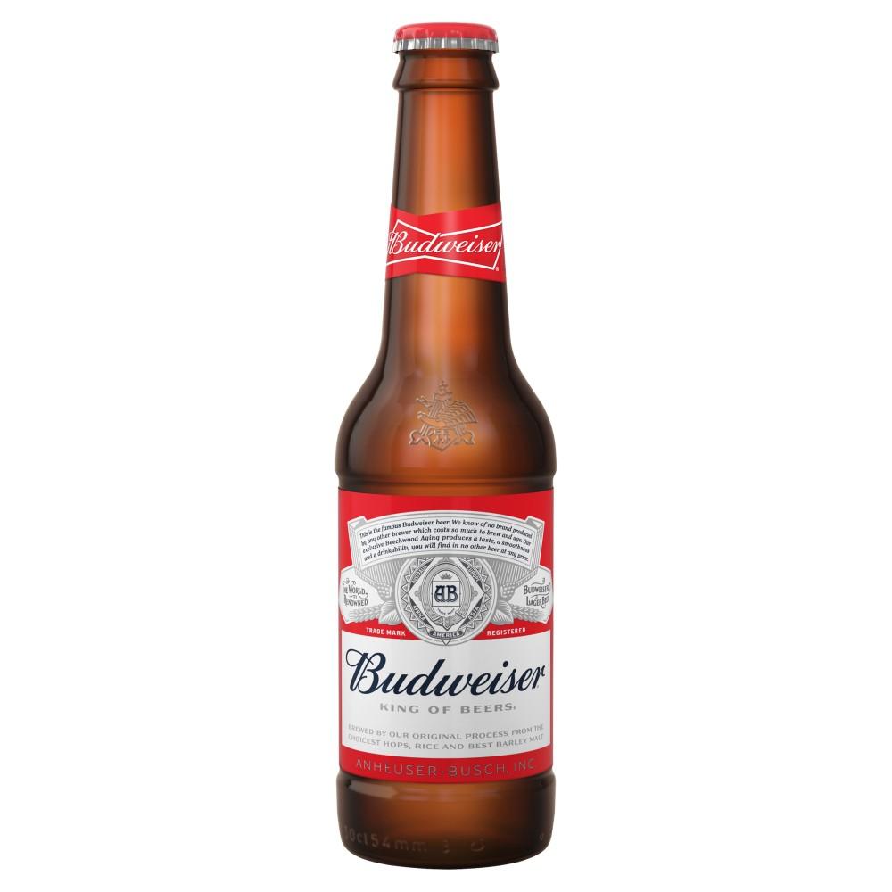 Высококачественное Пиво Budweiser 250 мл для экспорта