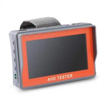 "4.3"" Tft Color Lcd Hd-tvi/ahd/cvi/cvbs All In One Multi Function Cctv Video Tester Monitor Pro For Dahua Cameras"