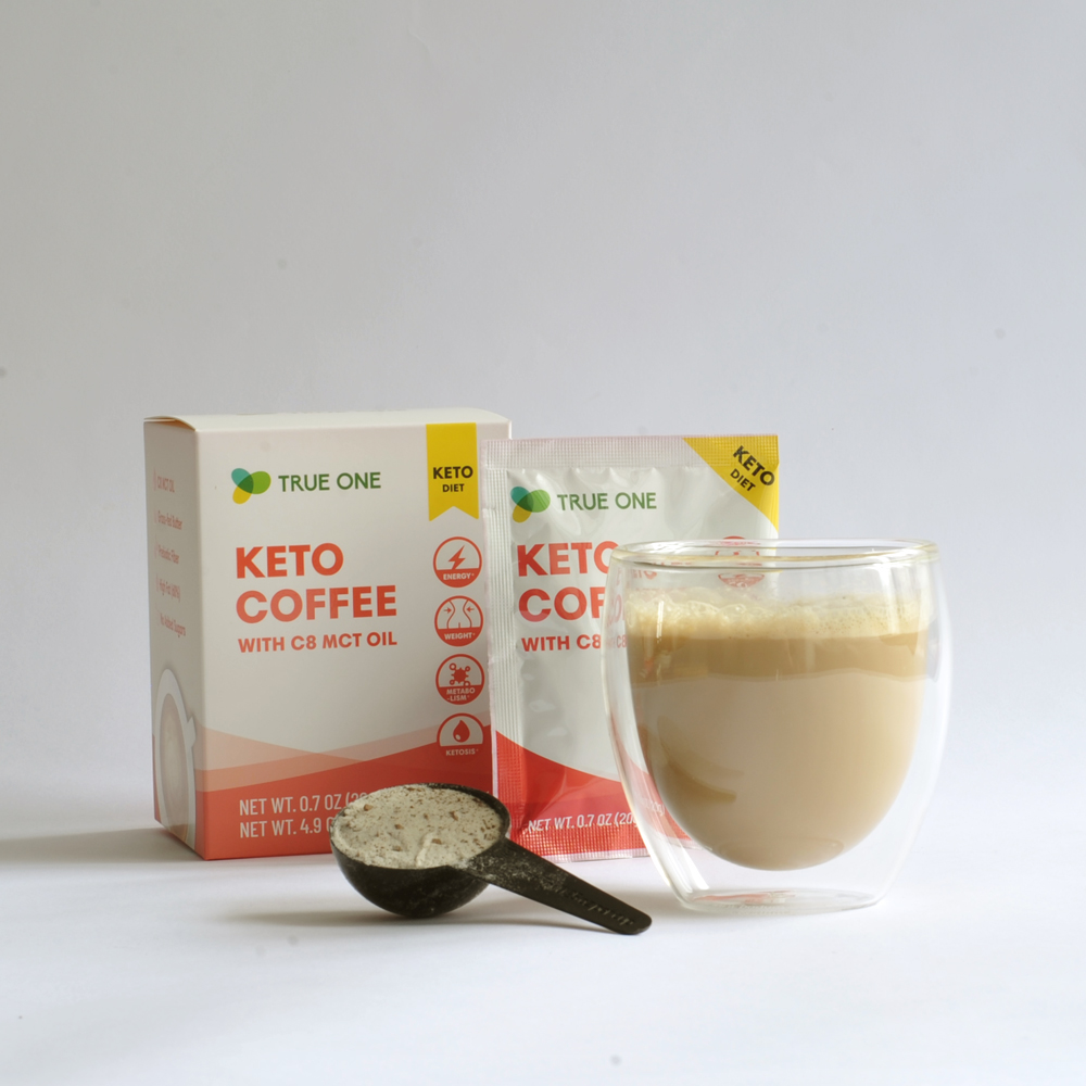 Bulletproof  COffee Powder for low carb Keto powder