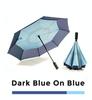 Azul oscuro azul