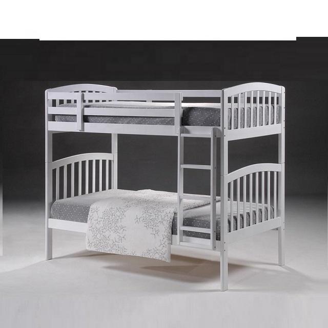 Cama De Beliche De Madeira Maciça Móveis Da Malásia Buy Rubber Wood Furniture Wooden Bunk Bed Bunk Bed Malaysia Product On Alibaba Com