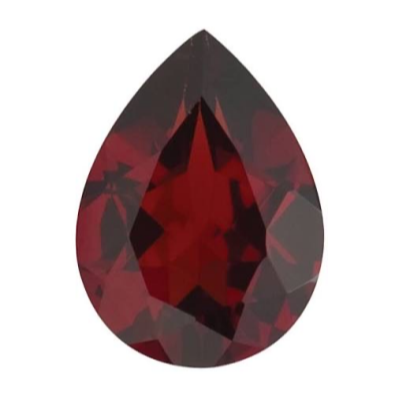 Natural Mozambique Garnet 9X11MM To 10X14MM Octagon Faceted Cut Loose Gemstones