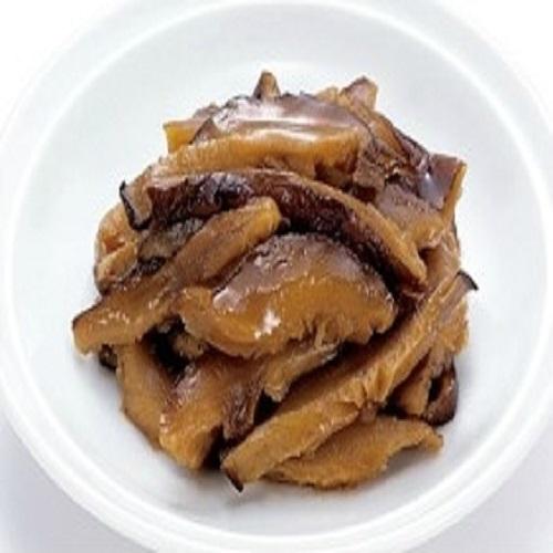 Cooked Shitake Mushrooms