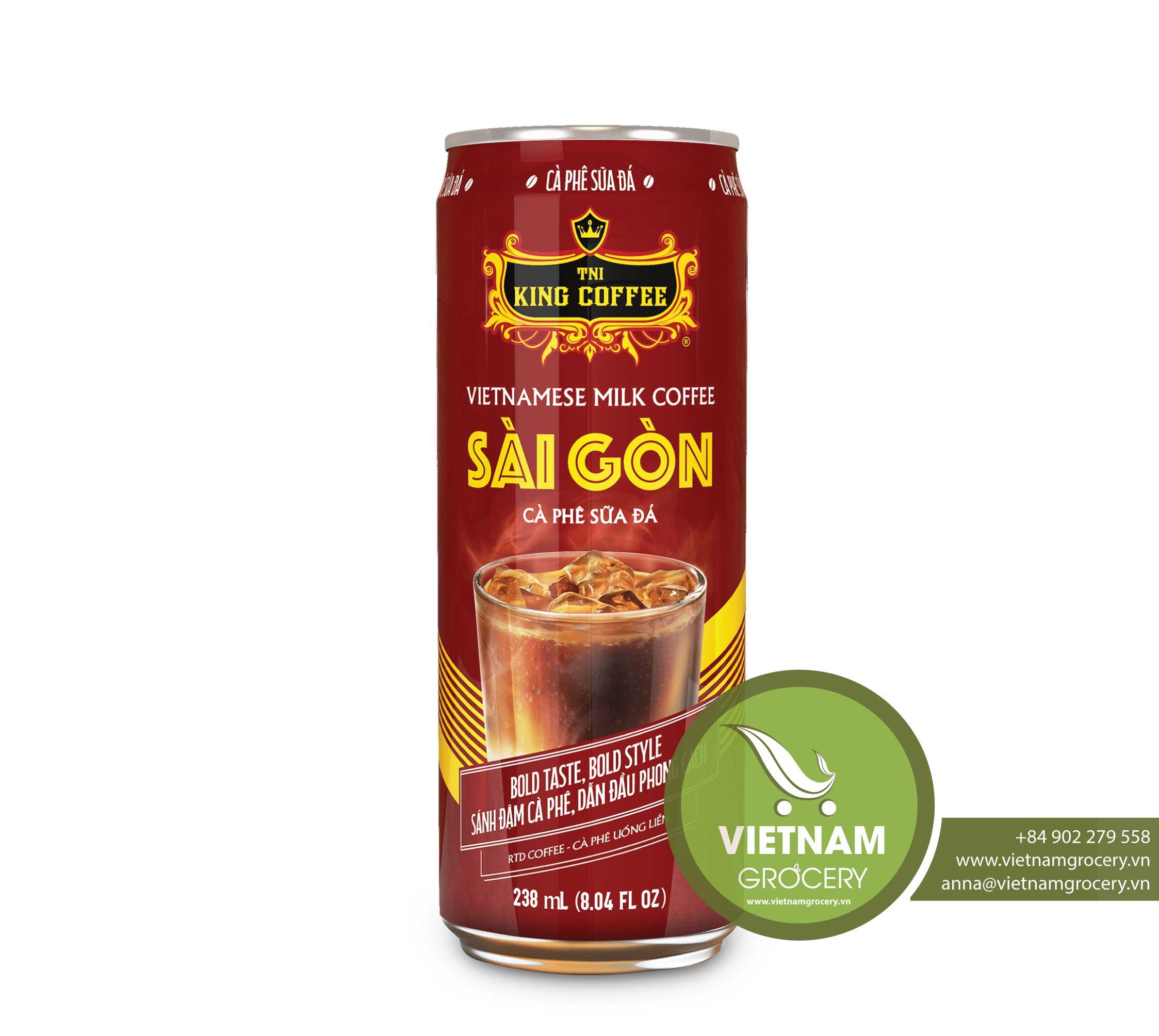 Saigon Iced Milk Coffee Instant Drink Wholesale