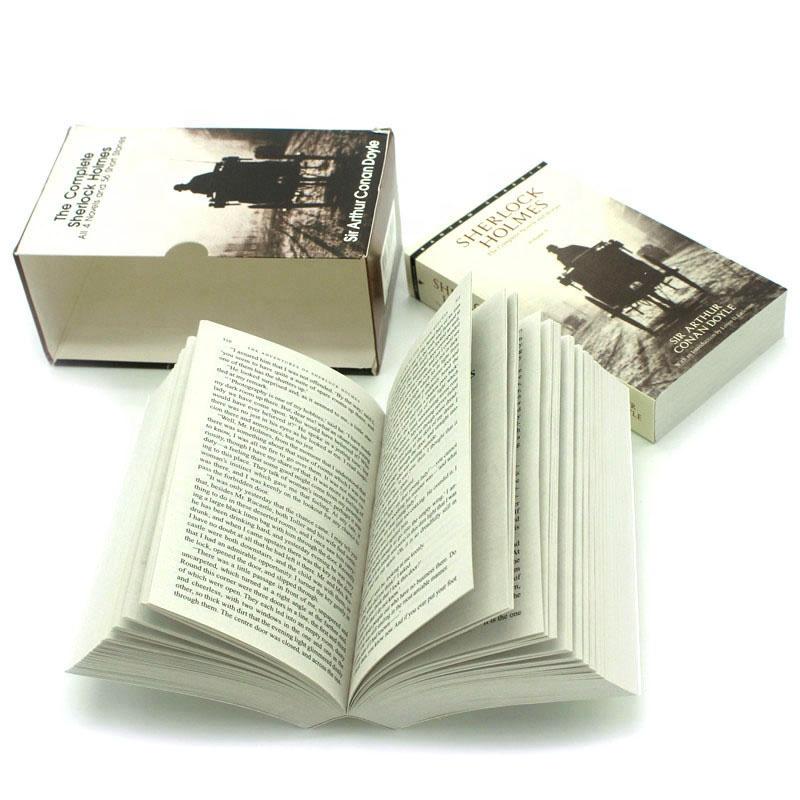 Novels Printing Reading Books Printing Black Printing Books Vendors