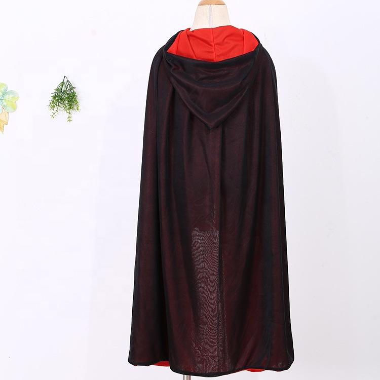 Fun Bulk Adult Anime Halloween Christmas Party Cosplay Vampire cape coat cloak LARGE