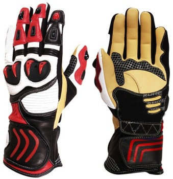 Professional Manufacturer Supplier Motorbike Leather Gloves