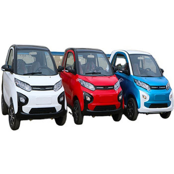 Best Sales 2020 Certificated Factory City Used Autos Electrico New 4 Wheels SUV Solar Electric Car And Vehicle