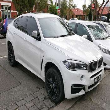 USED BMW X5 CARS xDrive35d M Sport 5dr Auto For Sale